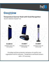 GoodView Thermal Temperature Scanner